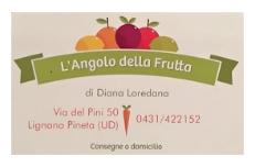 L'angolo della frutta a Lignano logo